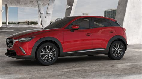Mazda Cx 3 Soul Red Galleria Di Automobili