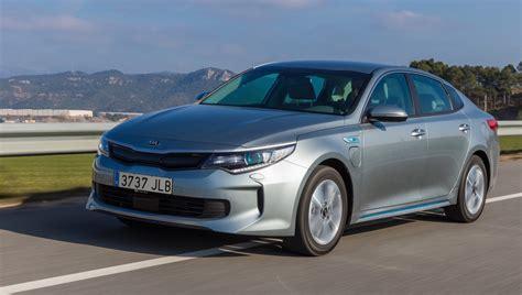 Kia Co Uk Kia Optima In Hybrid Greencarguide Co Uk
