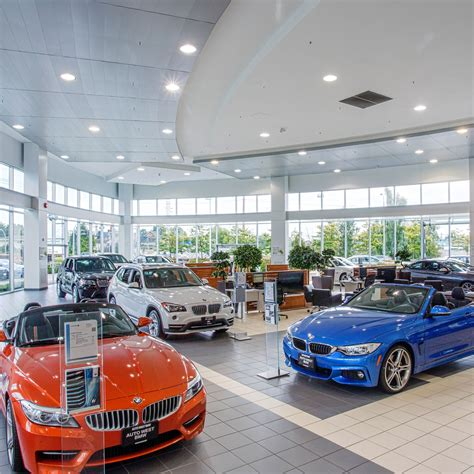 bmw showroom about auto west bmw new used bmw dealership in richmond bc