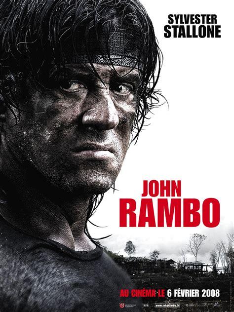 film francais rambo 1 john rambo deux affiches fran 231 aises