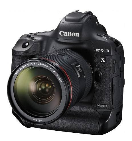 canon launches professional eos 1d x mark ii cam : news
