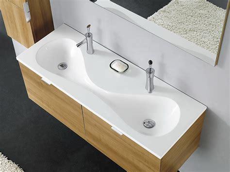 Badezimmer Unterschrank Ahorn by Badm 246 Bel Doppel Waschbecken Waschtisch Spiegel Berlin