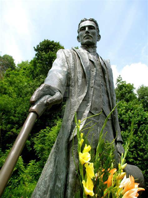 Niagara Falls Nikola Tesla Nikola Tesla Statue At Niagara Falls By Hypercaz On Deviantart