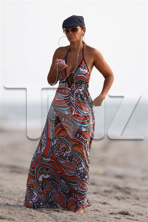 30 insane celeb beach photos evelyn lozada first photos since alleged chad johnson