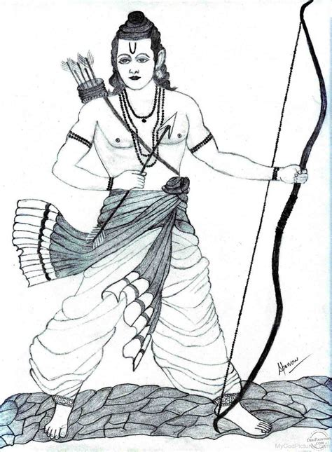 lord rama ji god pictures