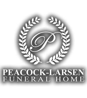 peacock larsen funeral home la junta co