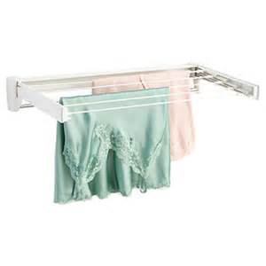 Fold Away Clothes Dryer Fold Away Wall Mounted Clothes Drying Rack The Container