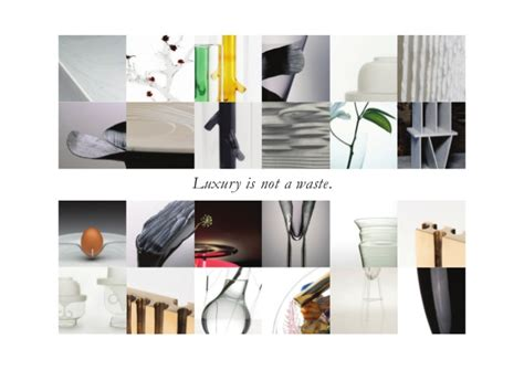 Luxury Garbage And Why Not by Baglioni Hotels Luxury Is Not A Waste