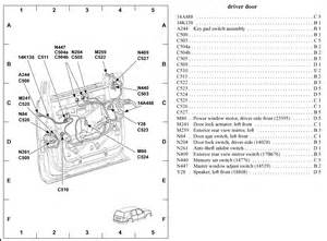 door ajar switch for 2002 ford explorer wiring diagram