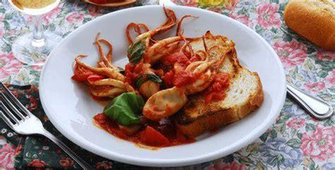 ricetta per cucinare i moscardini ricette moscardini come cucinare moscardini