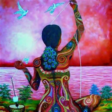 imagenes de espiritualidad indigena circulo de mujeres tejiendo la vida estherpolar blog