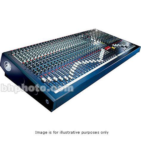 Mixer Soundcraft 16 Channel Bekas soundcraft lx7 ii 16 channel recording mixer rw5674 b h