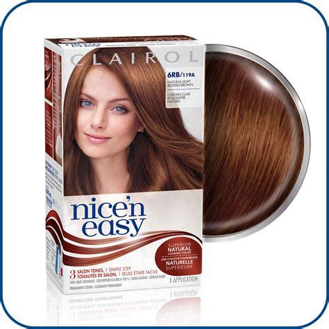 natural light ls amazon amazon com clairol nice n easy hair color 119a 6rb