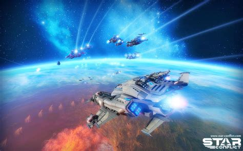 Star Conflict Review, Download, Guide & Walkthrough