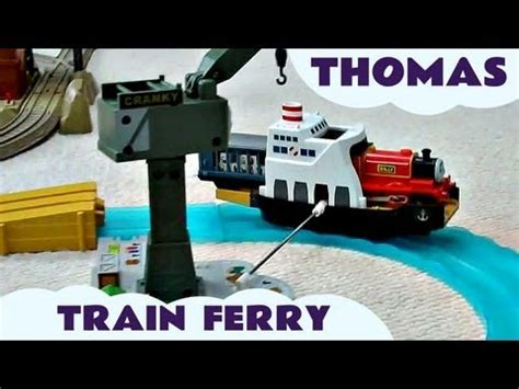 thomas  train takara tomy plarail cranky ferry