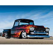1959 Chevrolet Apache  Playing With Fire