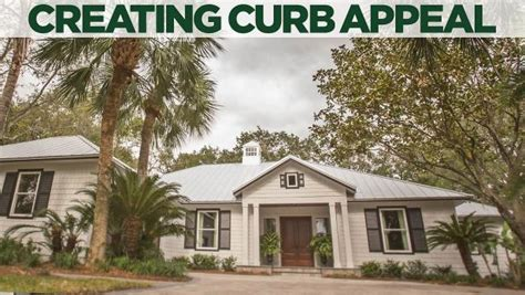 hgtv curb appeal episodes create curb appeal inspired by hgtv home 2017