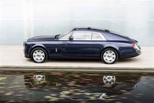 Most Expensive Rolls Royce Rolls Royce Sweptail The Most Expensive Rolls In The