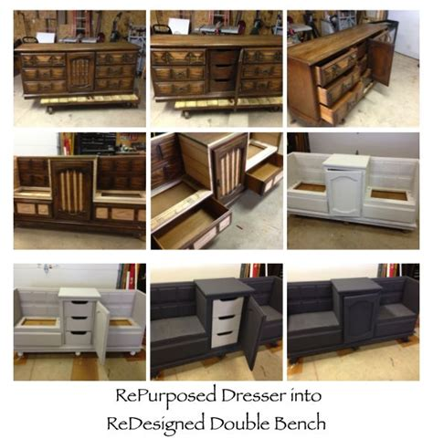 repurposed furniture ideas before and after with pin by sherry rachauskas on furniture pinterest