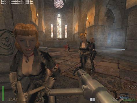 return to castle wolfenstein image return to castle wolfenstein screenshots screenshots