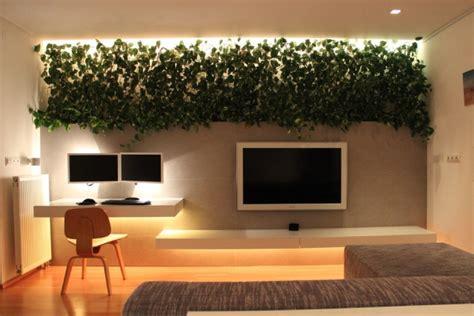 wohnzimmerecke gestalten 37 ideen f 252 r zimmerpflanzen deko kreative beh 228 lter und