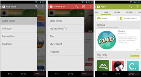 Where Android Stores Screenshots by Purported Play Store 4 4 App Screenshots