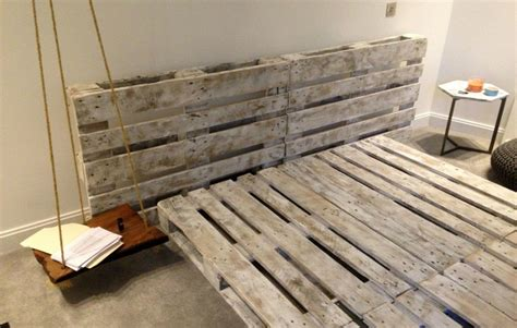 full size pallet bed bed frame pallets pallet bed frame blueprints diy 20