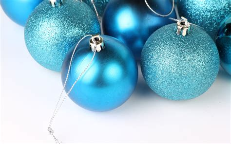 blue christmas ornaments pictures photos