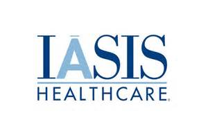 Connected Healthcare Solutions Llc Iasis Healthcare Llc Stanley Healthcare