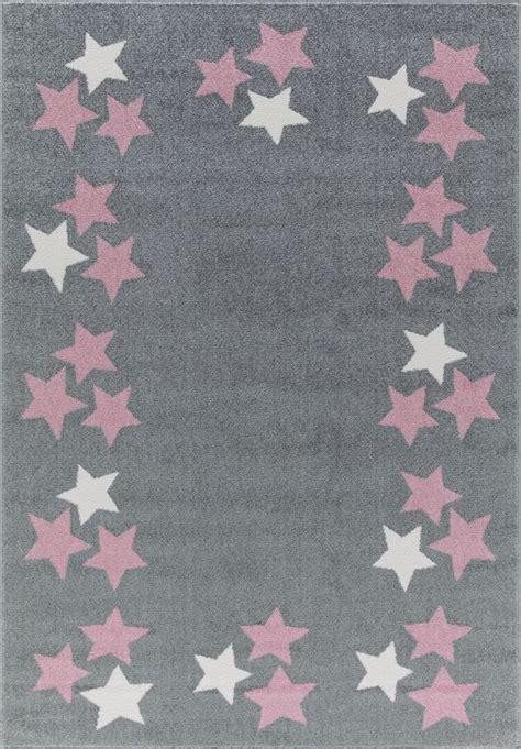 teppich mit sternen grau teppich mit sternen bord 252 re grau rosa weiss honeyhome ch