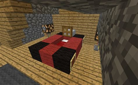 how to make a beautiful bed 20 minecraft bedroom designs decorating ideas design