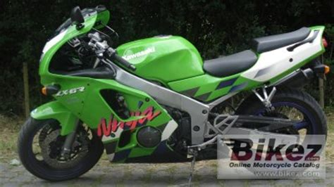 1997 kawasaki zx 6r ninja specifications and pictures