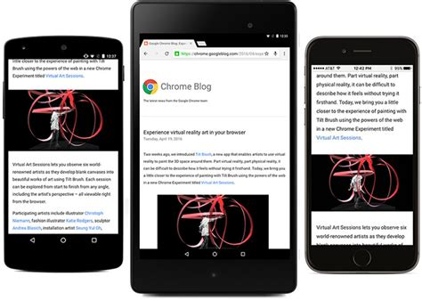 chrome mobile app bug in chrome for mobile for drive by android