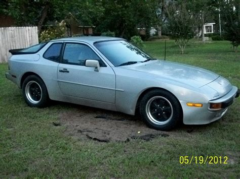 modified porsche 944 1983 porsche 944 for sale warner robins georgia