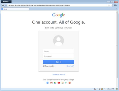 google gmail email account login page www gmail com login gmail com signup ohtoptens