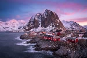 Winter Lights Norway Lofoten Islands Winter Photo Workshops Tour