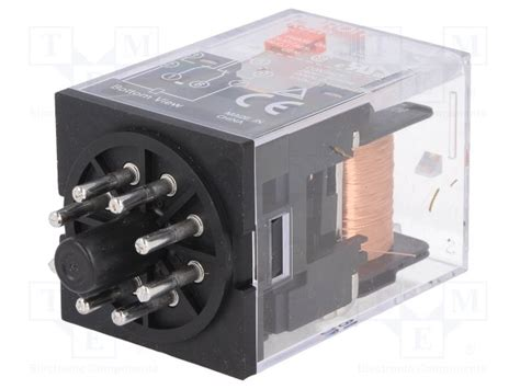 Relay Omron Ly4n ly4n 100 110vdc omron relay electromagnetic 4pdt ucoil 110vdc 10a 110vac 10a 24vdcly4n