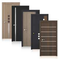 Flush Doors v/s Wooden Doors