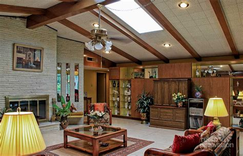 1970s home interiors back when interior design had it going on 1970s retro decor impeccable 1972 time capsule house in san antonio 33