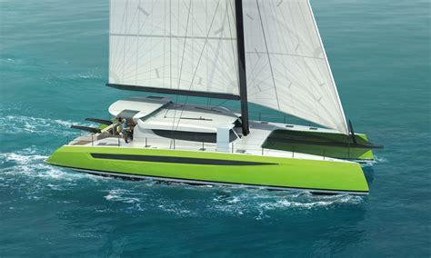 design of catamaran morrelli melvin design and engineering yacht