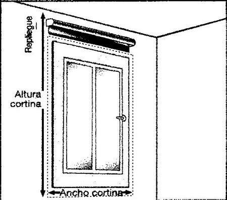 medidas cortinas contacto presupuestos cortinas y estores a medida