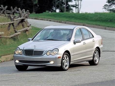 2001 mercedes benz c class   pricing, ratings & reviews