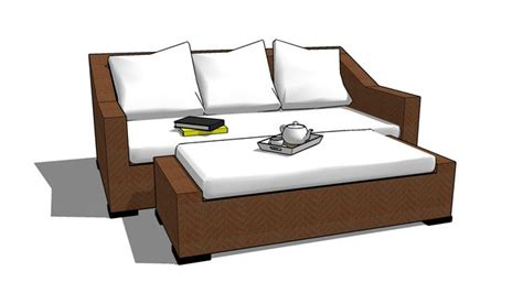 sofa 3d warehouse sketchup components 3d warehouse sofa outdoor sofa