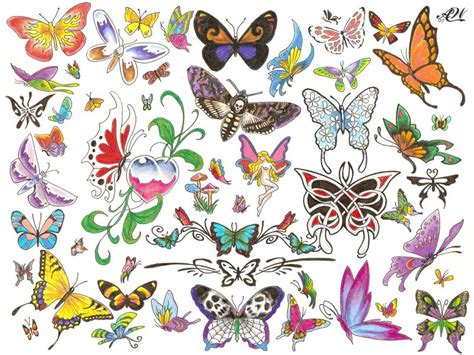 tattoo flash butterfly flash page butterflies by bthslayr on deviantart