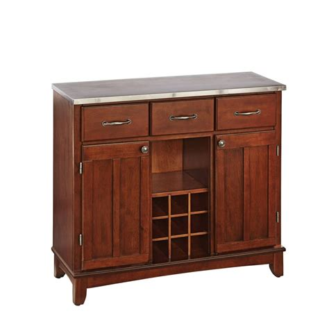 buffet ls home depot lg buffet of buffet with stainless top