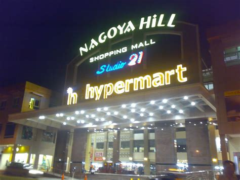 cineplex nagoya hill batam shopping paradise at the island industry best place vacation