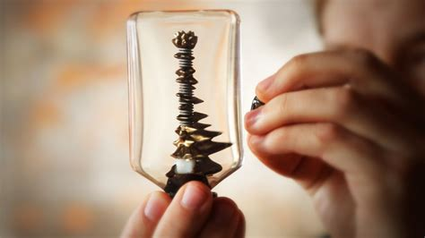 Ferrofluid Desk by These Ferrofluid Desk Toys Might Be The