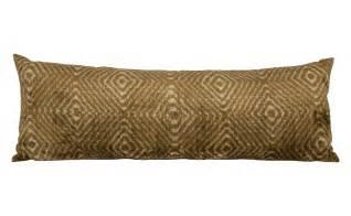 Ikat Home Decor Fabric Gloria Bolster Pillow Jayson Home