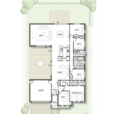 outdoor living floor plans best 25 two storey house plans ideas on 2