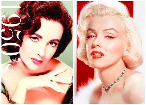 gaya rambut 50s tentang gaya makeup tahun 50an 50 s pin up makeup
